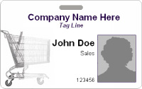 Retail ID Badges