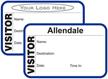 Custom Time Expiring Badge, Design #802