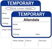 Custom 1-Day Temporary Pass