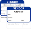 Custom 1-Day Vendor Pass