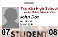 Education ID Badges