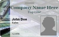 Financial ID Badges