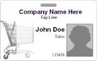 Retail ID Badges