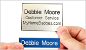 High Quality, Affordable Engraved Nametags